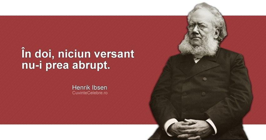 Citat Henrik Ibsen