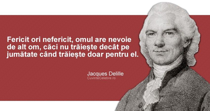 Citat Jacques Delille