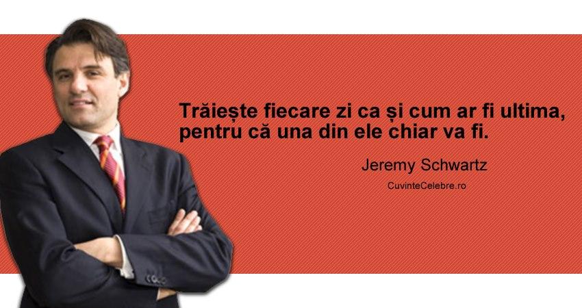 Citat Jeremy Schwartz