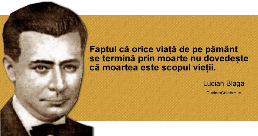 lucian blaga citate Citate de Lucian Blaga lucian blaga citate
