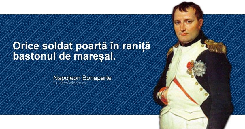 Citaten Napoleon : Reușita e la îndem na oricui citat de napoleon bonaparte