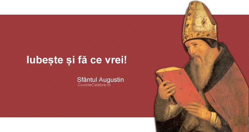 Citat Sfântul Augustin