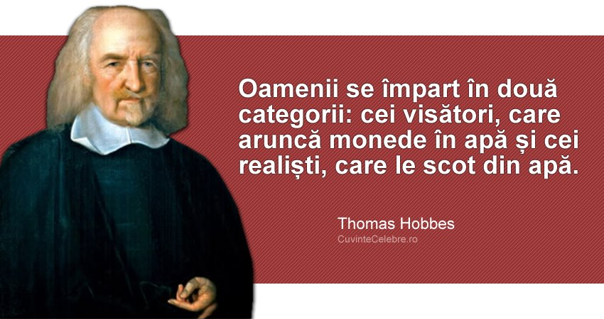 Citat Thomas Hobbes