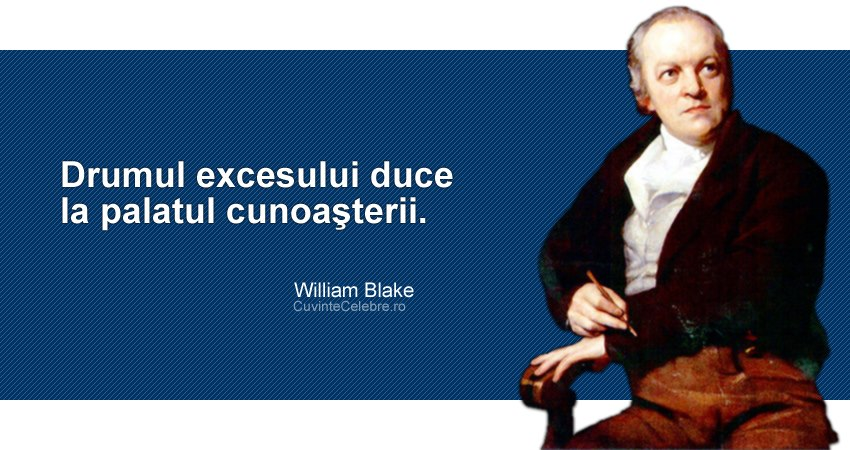 Citat William Blake