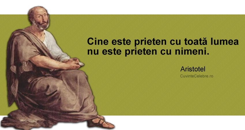Citat Aristotel