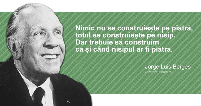 Citat Jorge Luis Borges