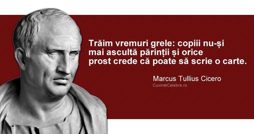 Citat Marcus Tullius Cicero