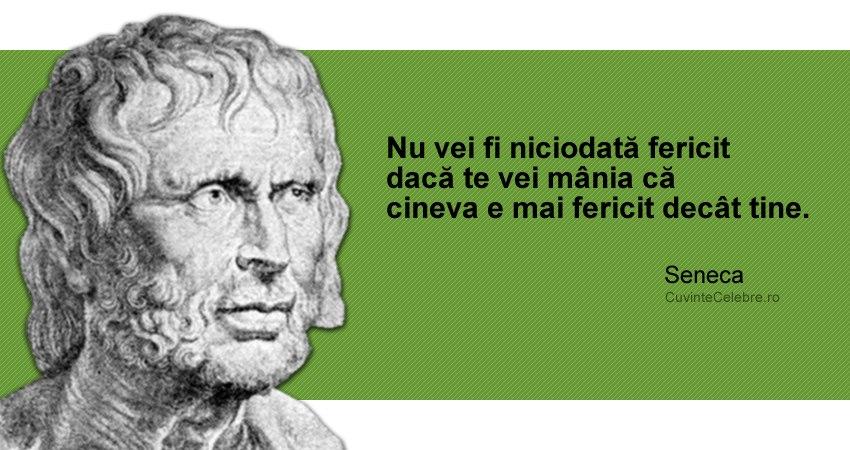 Citaten Seneca : Capra vecinului citat de seneca