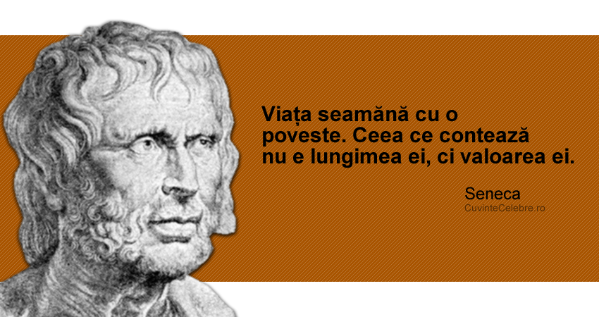 Citaten Seneca : Despre iubire și dumnezeu citat de arsenie boca