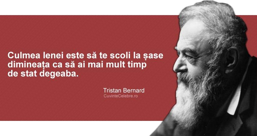 Citat Tristan Bernard