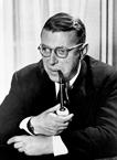 Poza Sartre