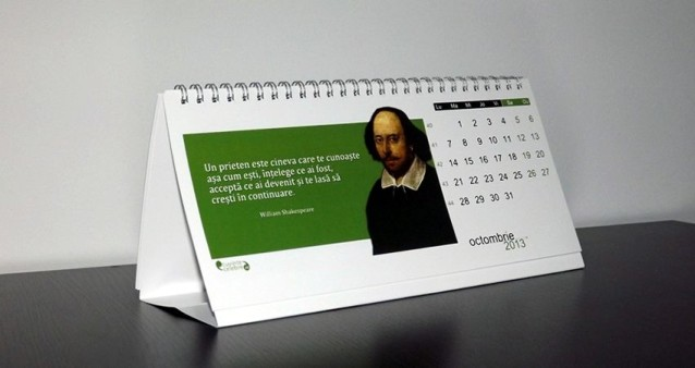 Poza calendar 2013