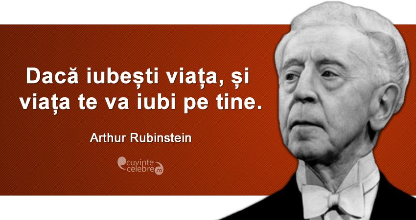 Citat Arthur Rubinstein