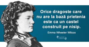 Citat Emma Wheeler Wilcox