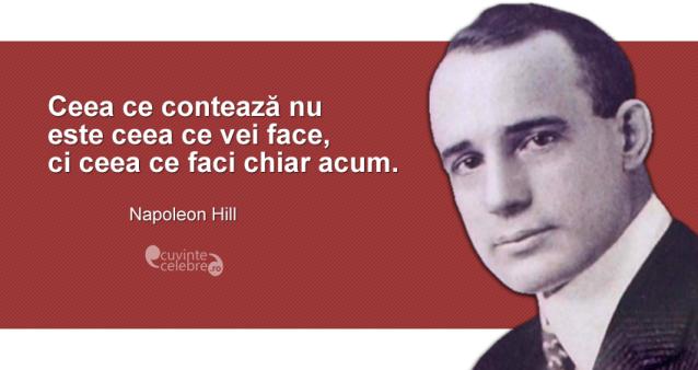 Citat Napoleon Hill