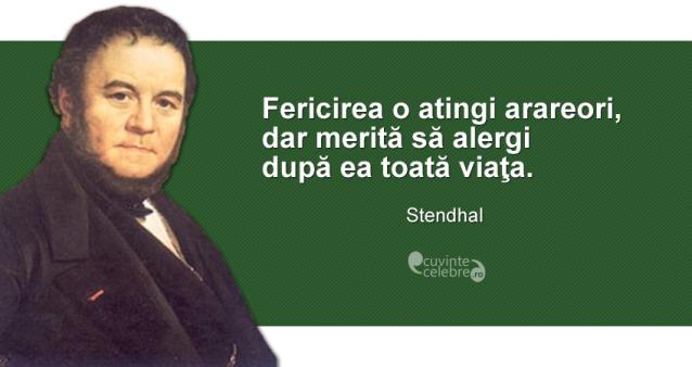 Citat Stendhal