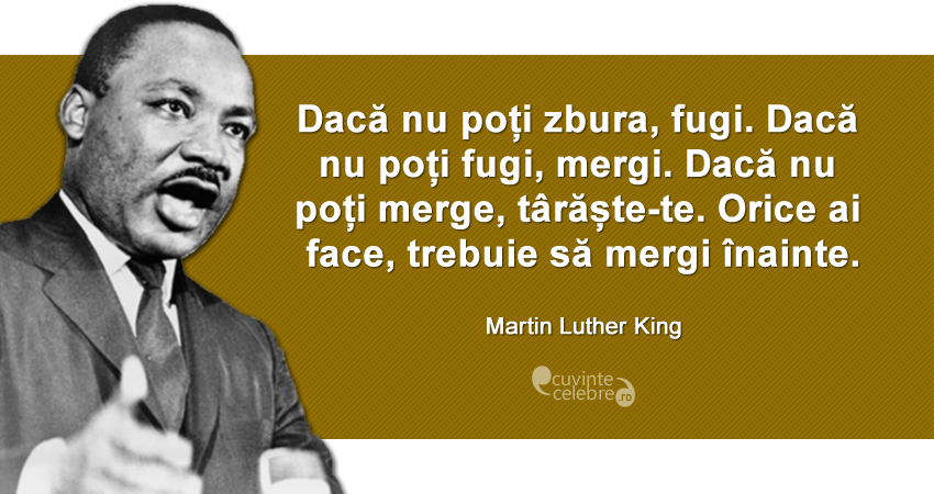 Citat Martin Luther King