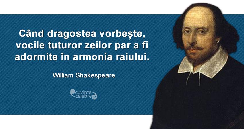 Citaten Shakespeare : Citate de william shakespeare