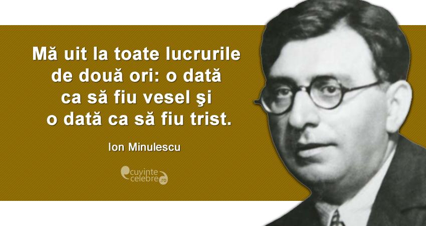 citate vesele Citate de Ion Minulescu citate vesele