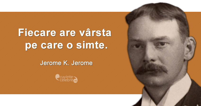 Citat Jerome K Jerome
