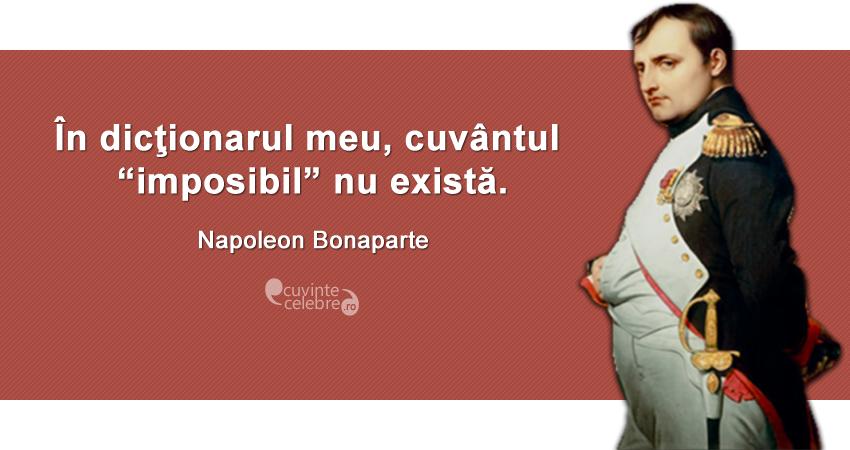Citaten Napoleon : Citate de napoleon bonaparte