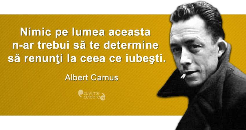 Citat Albert Camus