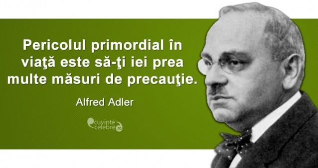 Citat Alfred Adler
