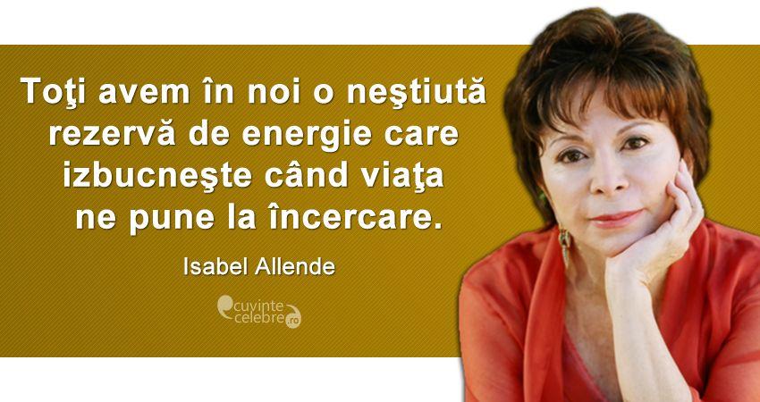 Citat Isabet Allende
