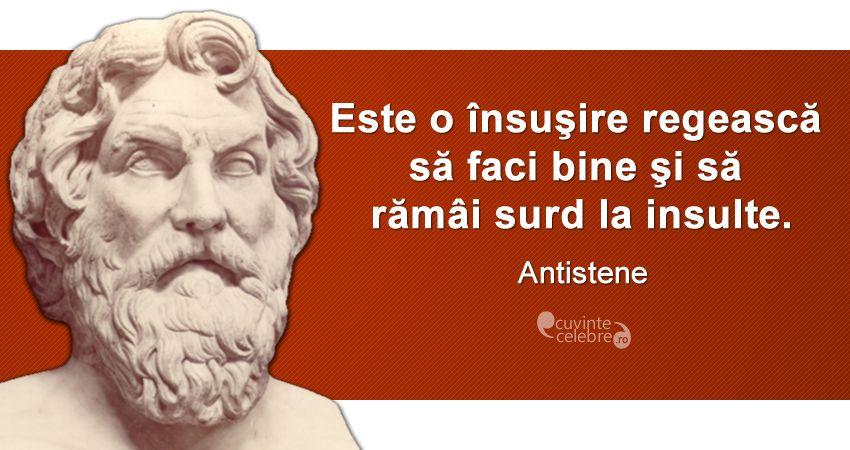 Citat Antistene