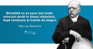 Citat Otto von Bismarck