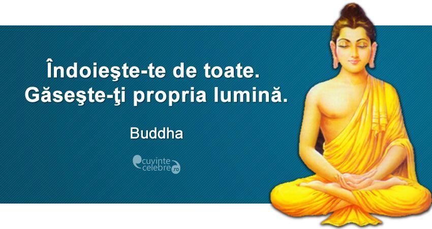 Citat de Buddha
