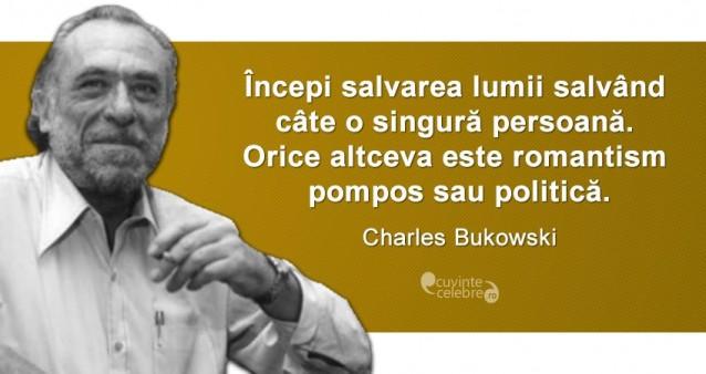 Citat Charles Bukowski