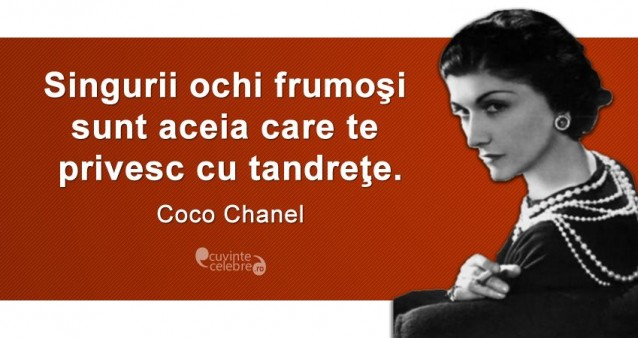 Citat Coco Chanel