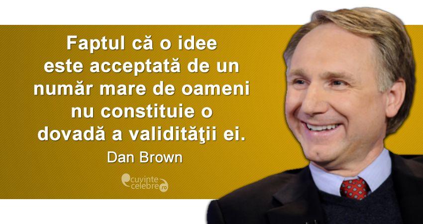 Citat Dan Brown