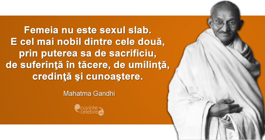 mahatma gandhi citate Citate de Mahatma Gandhi mahatma gandhi citate
