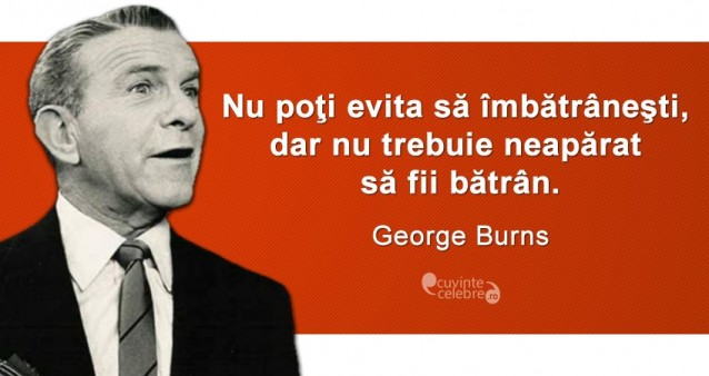 Citat George Burns