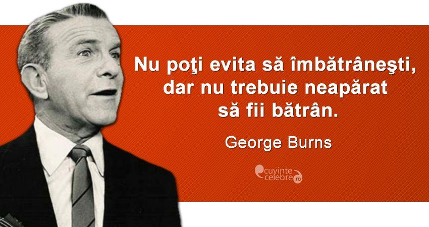 Citat George Burns
