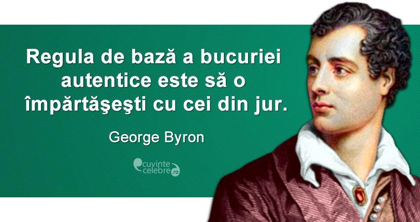 Citat George Byron