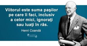 Citat Henri Coanda