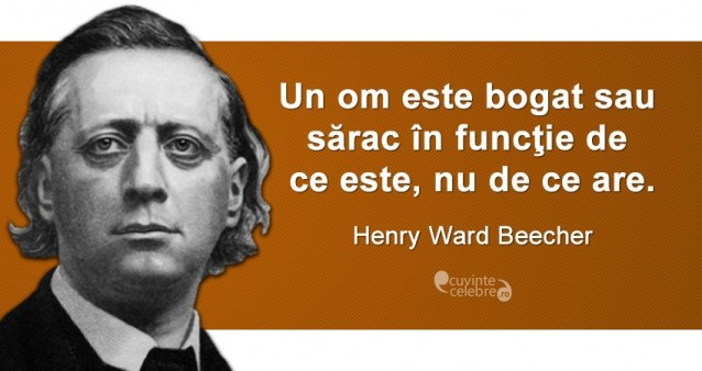 Citat Henry Ward Beecher