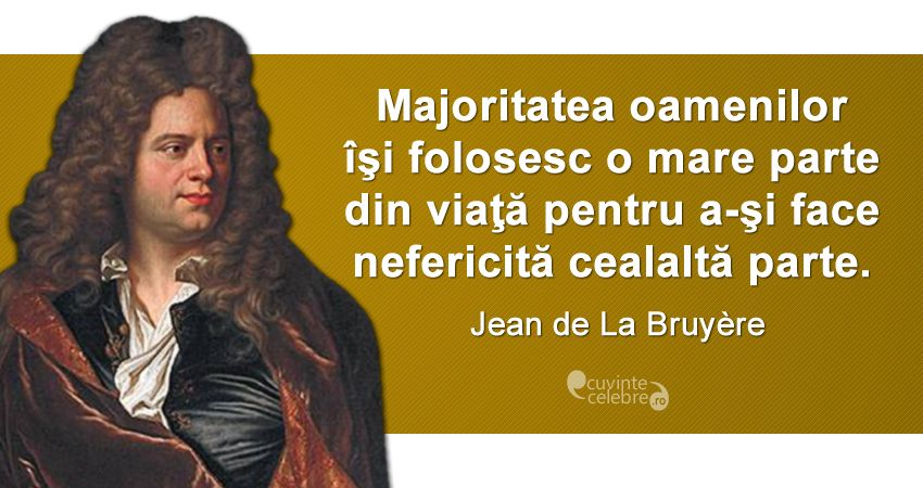 Citat Jean de la Bruyere