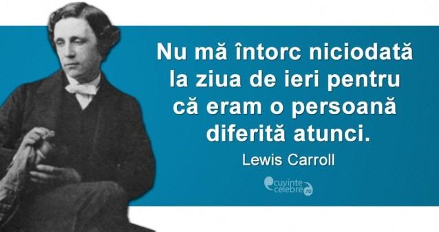 Citat Lewis Carroll