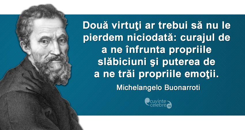 Citat Michelangelo Buonarroti