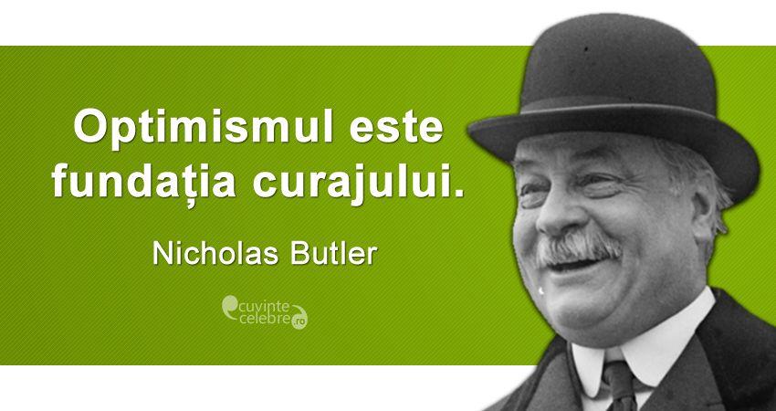 Citat Nicholas Butler