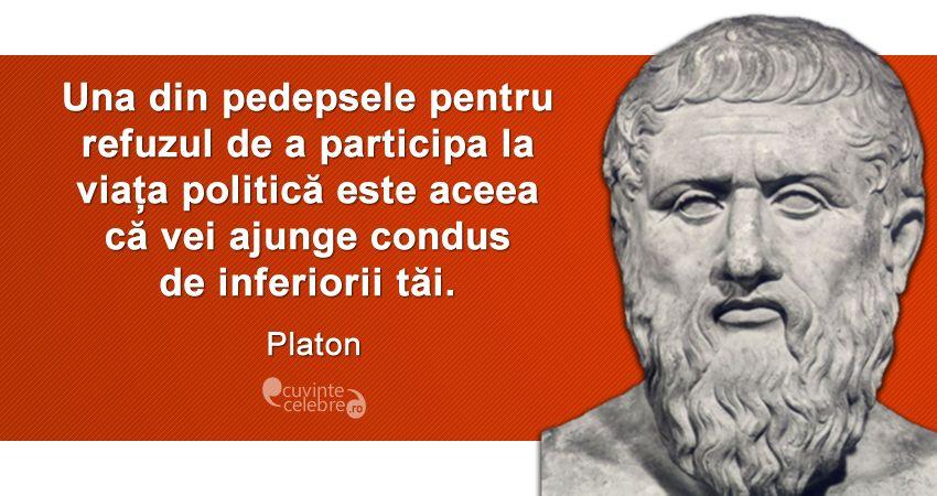 platon citate Citate de Platon platon citate