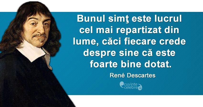 Citat Rene Descartes