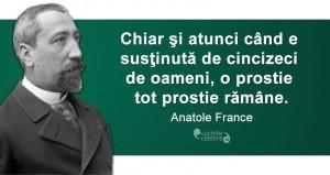 Citat Anatole France