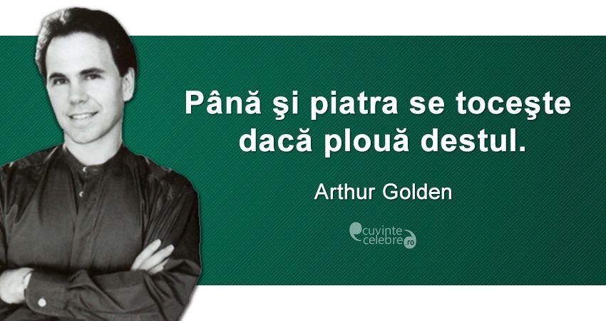 Citat Arthur Golden