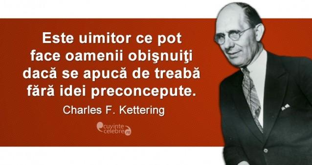 Citat Charles Kettering