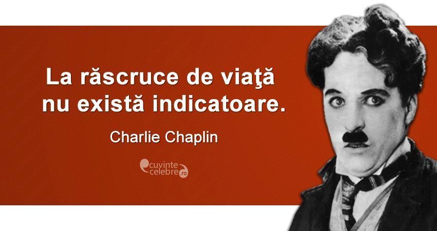 Citat Charlie Chaplin